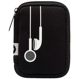 My Tagalongs Ear Bud Case - Plug In Black - 50557