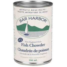 Bar Harbor New England Fish Chowder - 398ml