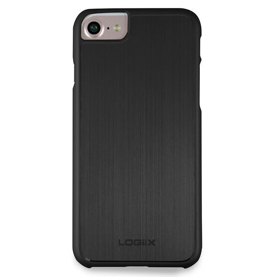 Logiix Aircraft Shell for iPhone 6/6s/7 - Black - LGX12426