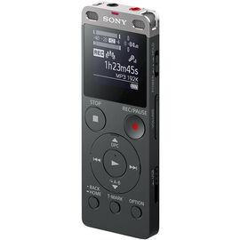 Sony 4GB+SD Voice Recorder - Black - ICDUX560BLK