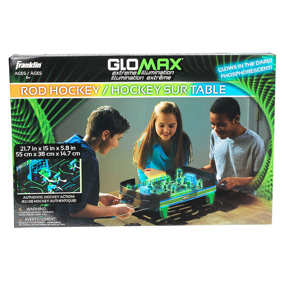 Glomax Rod Hockey Game