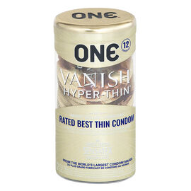 One Condom - Vanish Hyper-Thin - 12's