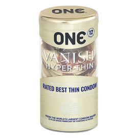 One Condom - Vanish Hyper-Thin - 12's
