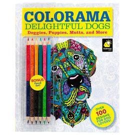 Colorama Delightful Dogs