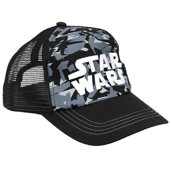Star Wars Baseball Cap - 7-10X - Assorted