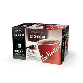 K-Cup Tim Hortons Hot Chocolate - 10 Pack