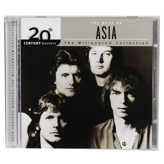 Asia - The Best of Asia - CD