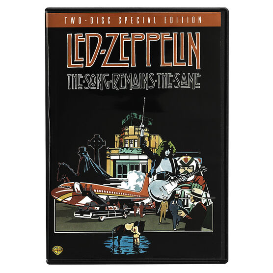 Led Zeppelin: The Song Remains The Same - DVD