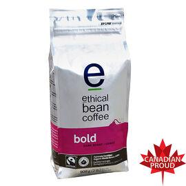 Ethical Bean Coffee - Bold - Whole Bean - 908g