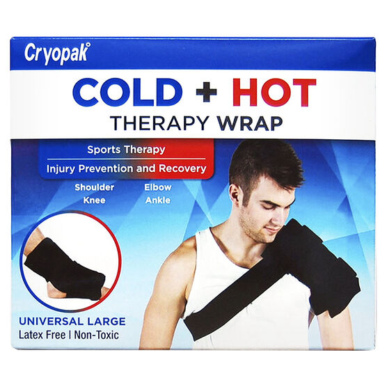 Cryopak Hot & Cold Therapy Universal Wrap - Large - 87082