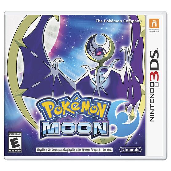 3DS Pokemon Moon