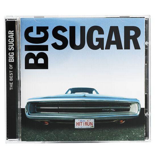 Big Sugar - Hit And Run - CD