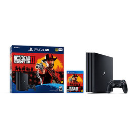 Red Dead Redemption 2 PS4 Pro 1TB Bundle - CUH-7215B