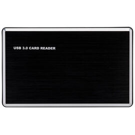 Certified Data 4-Slot Memory Card Reader - USB 3.0 - CR-7401