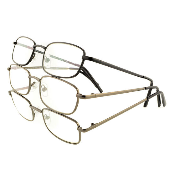 Foster Grant Council Reading Glasses - Brown - 2.00