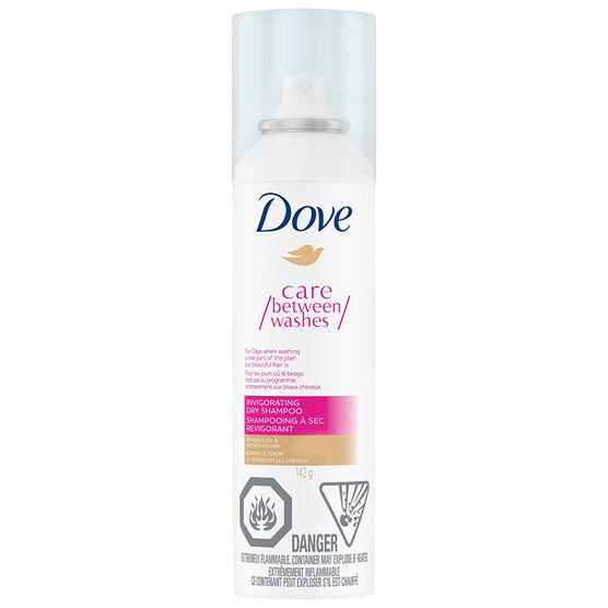 Dove Refresh +Care Invigorating Dry Shampoo - 142g