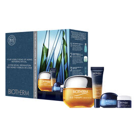 Biotherm Blue Therapy Cream in Oil Set - 4 piece