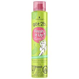 got2b Fresh It Up Dry Shampoo - Clean & Refresh - 122g