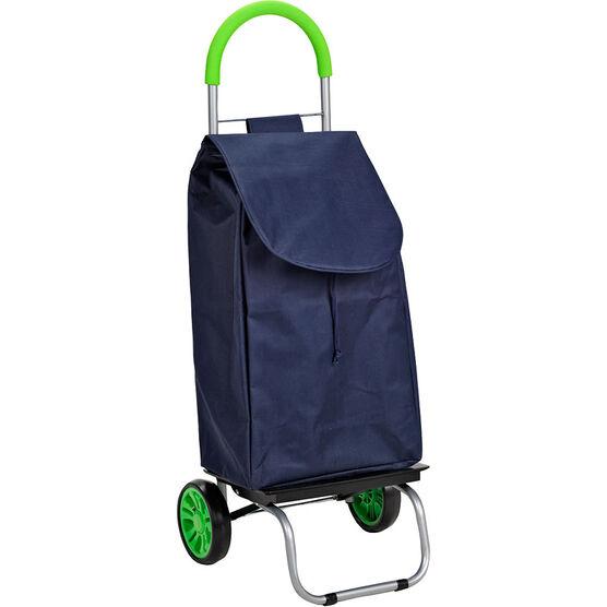 London Drugs Shopping Cart - Blue