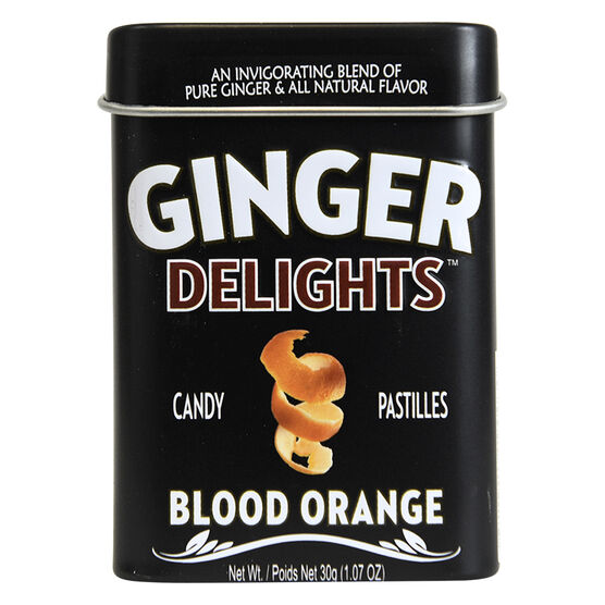 Ginger Zingers Candy - Blood Orange - 30g