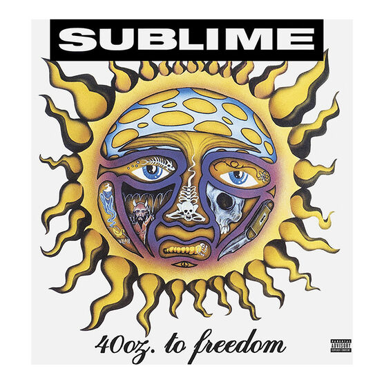 Sublime - 40 Oz. To Freedom - Vinyl