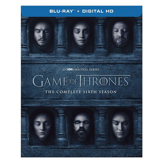 Game of Thrones: Season 6 - Blu-ray