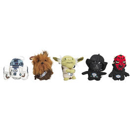 Star Wars Talking Plush - Assorted - 4 inch