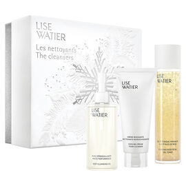 Lise Watier The Cleansers Holiday Gift Set - 3 piece