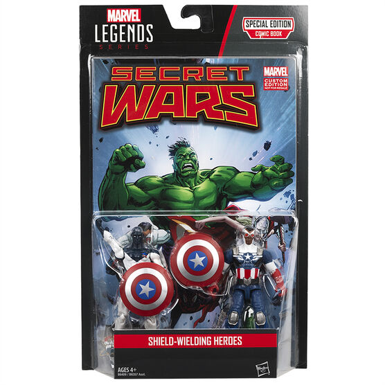 Marvel Legends Series - Comic -Assorted - 2 Pack