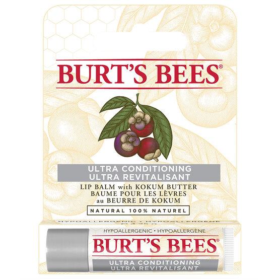 Burt's Bees Lip Balm Ultra Conditioning  - 4.25g