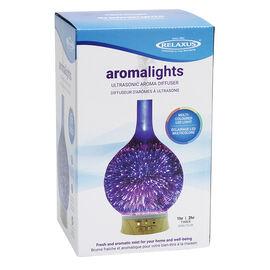 Relaxus Aroma Lights Ultrasonic Aroma Diffuser - 517211