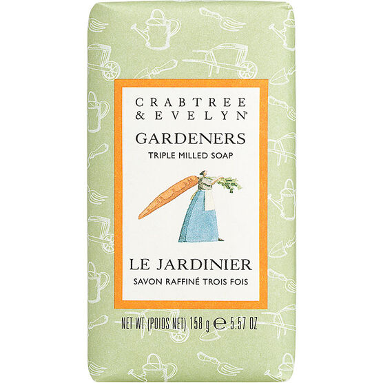 Crabtree & Evelyn Gardeners Triple Milled Soap - 158g