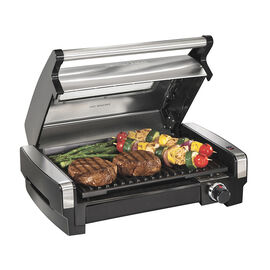 Hamilton Beach Searing Grill with Viewing Window - 25361C