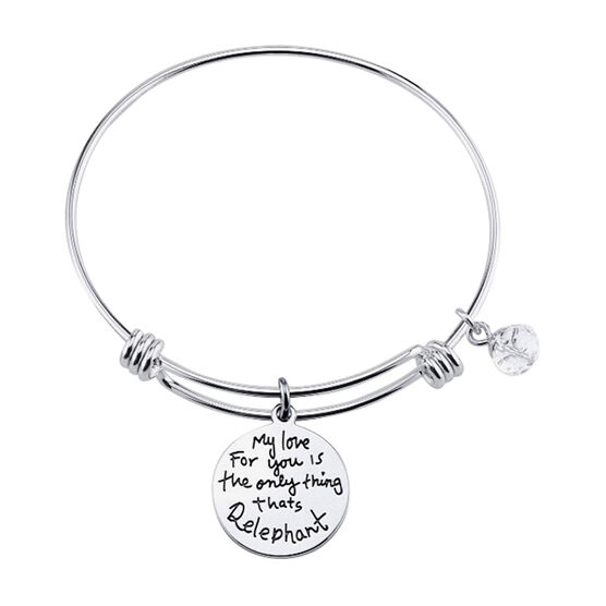 Unwritten Elephant Bangle