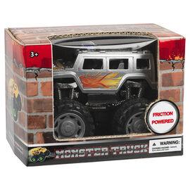 Monster Trucks Friction - Assorted