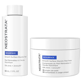 NEOSTRATA Resurface Smooth Surface Glycolic Peel - 36 pads