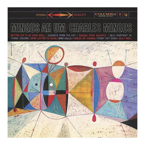 Charles Mingus - Mingus Ah Um (Remastered) - 180g Vinyl