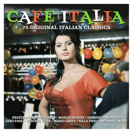 Various Artists - Cafe Italia - 3 CD