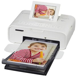Canon Selphy CP1300 Compact Photo Printer - White - 2235C001
