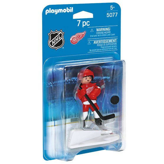 Playmobil NHL Red Wings Player - 50779