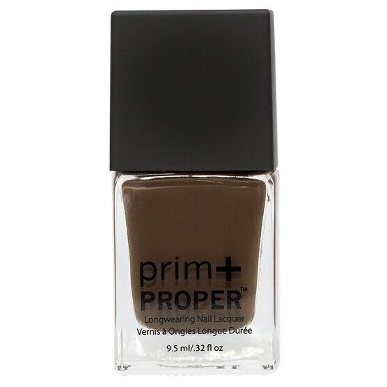 Prim + Proper Nail Lacquer - Chesterfield