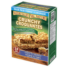 Nature Valley Crunchy Granola Bars - Oats 'N' Honey - 24 pack