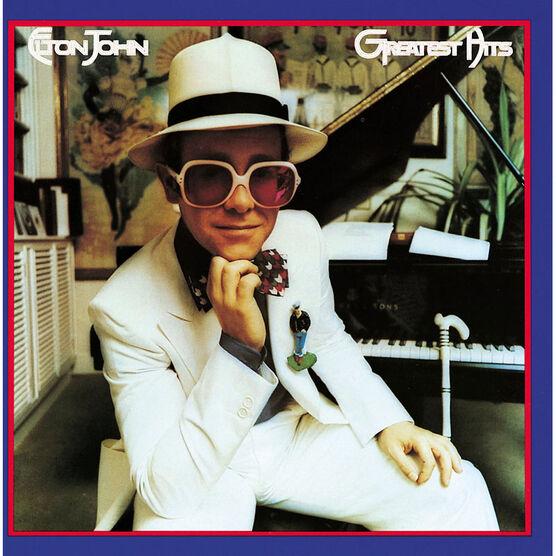 John Elton - Greatest Hits Volume One - CD