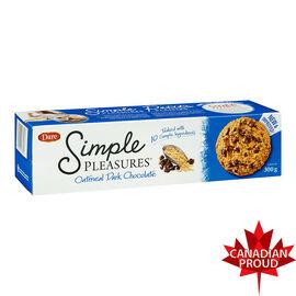 Dare Simple Pleasures Cookies - Oatmeal & Cocoa Chunks - 300g