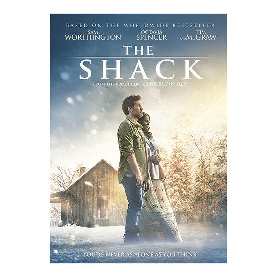 The Shack - DVD