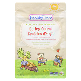 Healthy Times Organic Baby Cereal - Barley - 142g