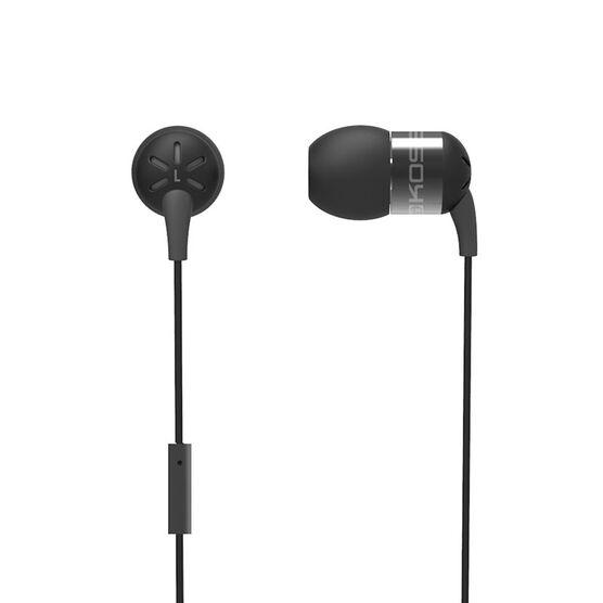 Koss In-Ear Bud Headphones - Black - KEB25IK