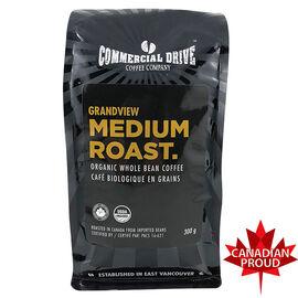Commercial Drive Coffee - Grandview Medium Roast - Whole Bean - 300g