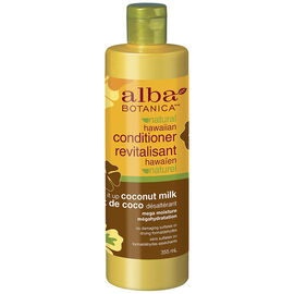 Alba Botanica Natural Hawaiian Conditioner - Coconut Milk - 355ml