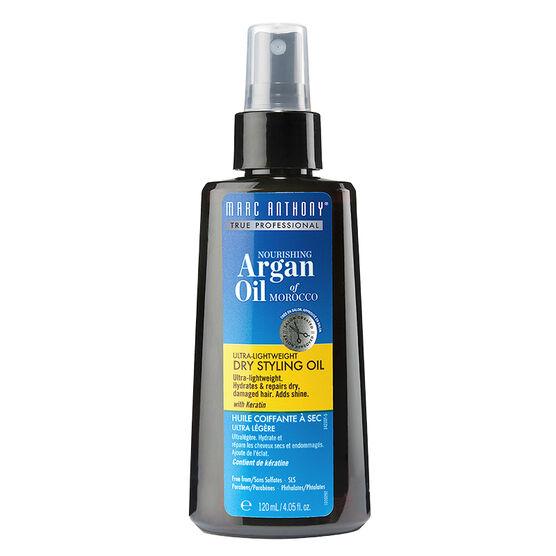 Marc Anthony Dry Styling Oil - Argan Oil - 120ml
